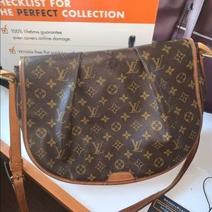 Louis Vuitton Monogram Cross body